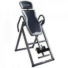 Inversion Therapy Table Ironman Gravity Exercise Folds Machine Fitness Back Pain