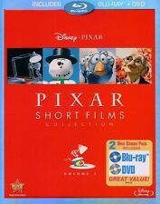 Pixar Short Films Collection, Vol. 1 [ (2011, Blu-ray NEUF) BLU-RAY/WS2 DISC SET