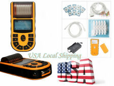 Hand-held One Single Channel ECG/EKG Machine ECG-80A,Free Software USPS Shipping