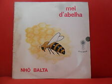 NHO BALTA Mel D'Abelha LP [Sealed] Cabo Verde FUNKY AFRO SOUL ICONIC PROTEST