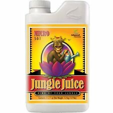 Advanced Nutrients Jungle Juice Micro 4 Liter - 3 part base plant hydroponics