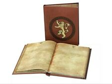NEW Star images Game of Thrones Lannister Light Up Notebook
