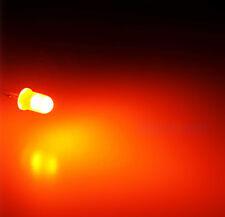 10 x a0501  diffus 5mm orange  ultrahell LED,kostenlos versand