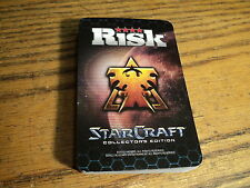 Risk StarCraft Collector Edition Game Strategic Conquest   42 Cards Only