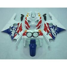 Hand Made ABS Fairing Bodywork Kit Fit For Honda CBR 400RR CBR400RR NC29 White