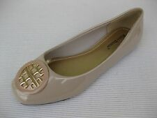 Pierre Dumas Womens Shoes NEW $40 Moni-29 Nude Ballet Flat 7.5 M