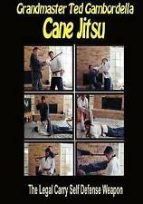 Cane Jitsu: The Legal Carry Self Defense Weapon by Grandmaster Ted...