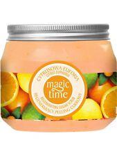 FARMONA MAGIC TIME ZITRUS EUPHORIE Zucker Körperpeeling mit Macadamia-Öl 300ml
