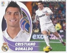16 CRISTIANO RONALDO PORTUGAL REAL MADRID STICKER CROMO LIGA 2013 PANINI