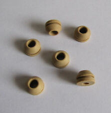6 New RCA 45 RPM Record Player Turntable Motor Grommets -  USA Made!