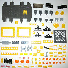 LEGO 7249 Yellow Technic Beam 32532 4151 Brick XXL Crane 2905 1x10 1x6 30295