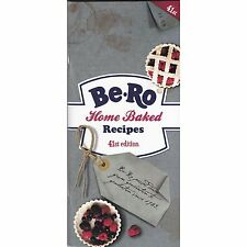 BE-RO HOME BAKED RECIPES 41st EDITION BERO COOK BOOK - Authorised Seller
