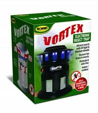 Vortex Electronic Insect Trap Mosquito Killer Bug CO2 Attacts Indoor Outdoor NEW