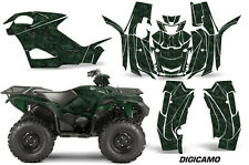 AMR Racing Yamaha Grizzly EPS/EPS Graphic Kit Wrap Quad Decals ATV 2015+ DIGI G