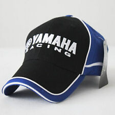 Black men F1 moto gp motorcycle race team yamaha baseball hat cap sport sunhat