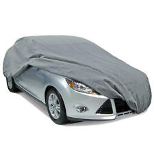BDK  Shield Car Cover for Ford Focus - UV Proof, Water Repellent, Paint Safe