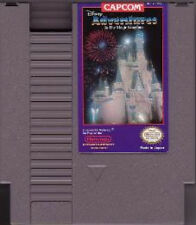 ADVENTURES IN THE MAGIC KINGDOM with cosmetic flaws NINTENDO GAME NES HQ