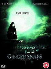 Ginger Snaps: Unleashed [DVD] (2004) -NEW SEALED FREEPOST