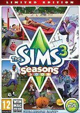 Sims 3: Seasons Expansion (Windows/Mac, Region-Free) Origin Download
