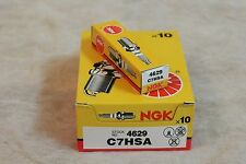 Lot of 10 New NGK Spark Plugs C7HSA for GY6 49CC 50CC 150CC SCOOTER PIT Bike ATV