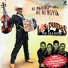 Marido De Mi Novia Pumas De Jalisco MUSIC CD