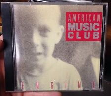 ENGINE by American Music Club - 1st US Press CD - Frontier 4612-2-L - 1991 RARE!