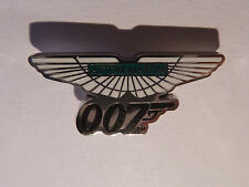 James Bond ASTON MARTIN SPECTRE - LAPEL PIN BADGE - 007