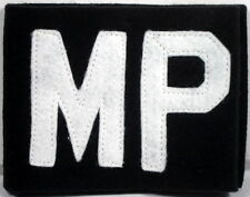 US Army Military Police MP Armband Brassard Felt with Snaps
