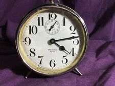 Antique 1919 Westclox Big Ben Style 1 Alarm Clock Vintage Great For Steampunk