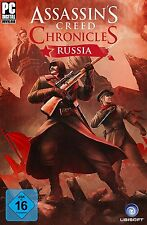 Assassin 's Creed Chronicles: Russia-Uplay key Code-figuras assassins - [no Steam] PC