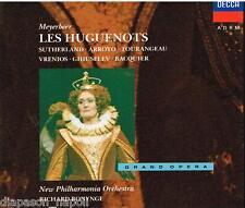 Meyerbeer: Les Huguenots /Bonynge, Sutherland, Arroyo, Ghiuselev - CD