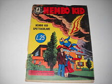 ALBI DEL FALCO - NEMBO KID N. 49 ORIGINALE SUPERMAN !!!!!!