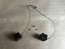 SONY VAIO SVE151J11M SVE15 SERIES GENUINE INTERNAL SPEAKERS L & R W/SCREWS