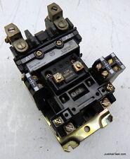 Allen-Bradley 107712 DC Contactor 115V 50/60 HZ