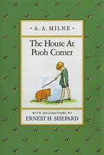 Winnie-The-Pooh: The House at Pooh Corner by A. A. Milne (1988, Hardcover)
