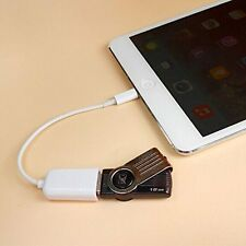 HIOTECH® OTG Adapter Cable, Premium Lightning 8 pin to USB Female OTG Adapter...