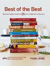 Best of the Best Recipes from 25 Cookbooks Food & Wine Hardcover Recipe Book