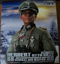DID 3R 1:6 Scale WW2 German Herbert Otto Gille Misb