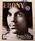 PRINCE ROGERS NELSON 1958-2016 SPECIAL TRIBUTE Ebony June 2016 BLACK MUSIC MONTH