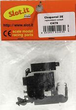 SLOT IT SICH78 CHAPARRAL 2E REPLACEMENT COCKPIT NEW 1/32 SLOT CAR PART