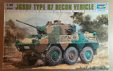TRUMPETER 00327 - 1/35 JGSDF TYPE 87 RECON VEHICLE - NUOVO