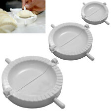 3pcs DIY Pastry Maker Dumpling Mould Dough Press Samosa Empanada Jiaozi Molds