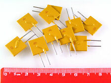 Bourns MF-R400 Resettable Fuse PPTC 30v 40A Max -Hold 4A Trip 8A 10pieces OM437C