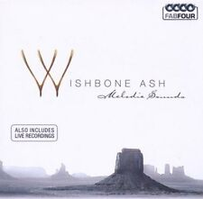 Wishbone Ash - Melodie Sounds  - rares 3 CD Boxset