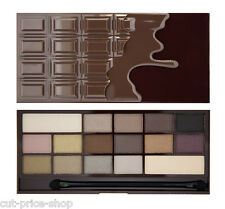 Makeup Revolution Eyeshadow palette  Death by Chocolate