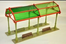"Pride Lines IVES 18"" FSD-18 Free Standing Glass Dome Model Train Shed"