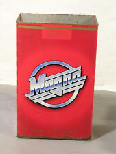 Vintage Rare MAGNA CIGARETTE 4~Sided Collectible Metal Advertising Sign