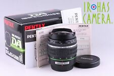 SMC PENTAX-DA* FISH-EYE 10-17mm F/3.5-4.5 ED [IF] Lens for K Mount #5786F4
