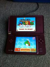 Nintendo DSi XL Console with 600+ Games