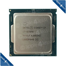 Intel Core I7-6700K 4.0GHz Processor 4 Core 8M Cache LGA1151 Socket